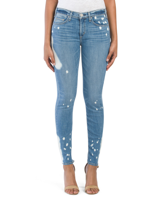 Made In USA Mini Skinny Jeans