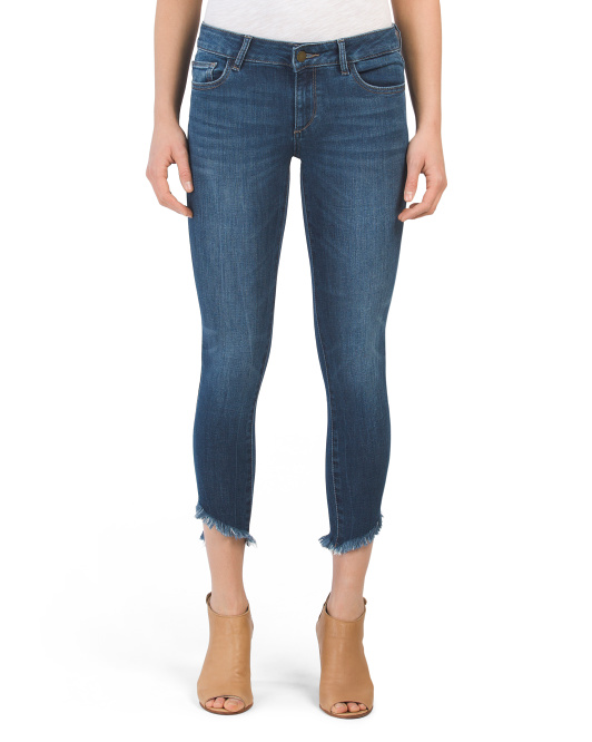 Petite Wagner Skinny Jeans