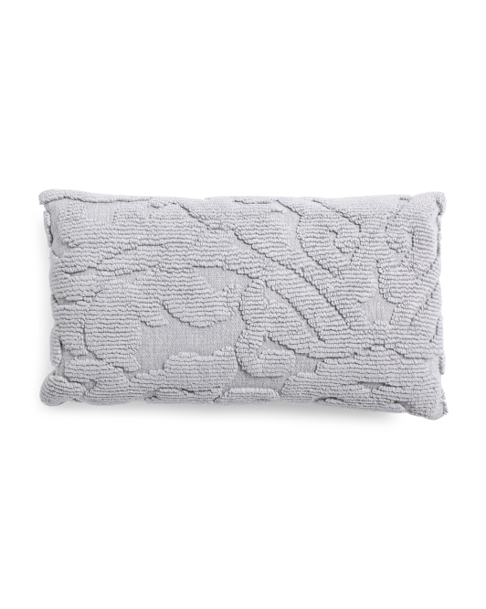 Made In India 12x20 Tufted Pillow