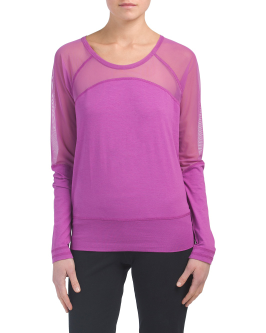 Suzette Dolman Top