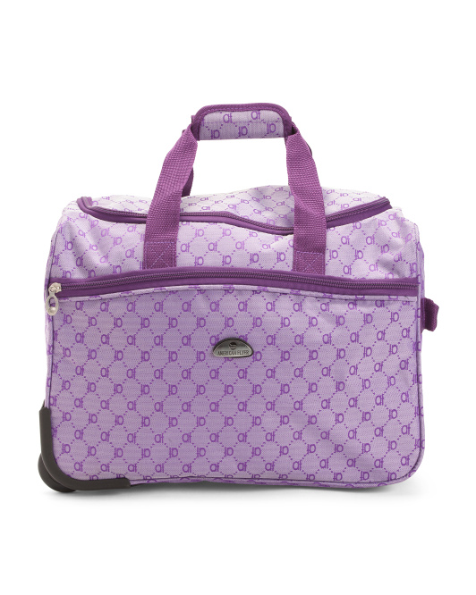 20in Signature Rolling Duffel