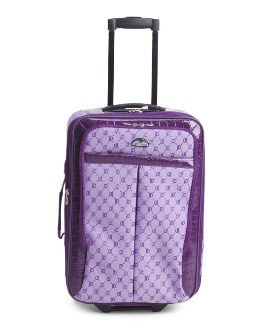 21in Signature Rolling Carry-on