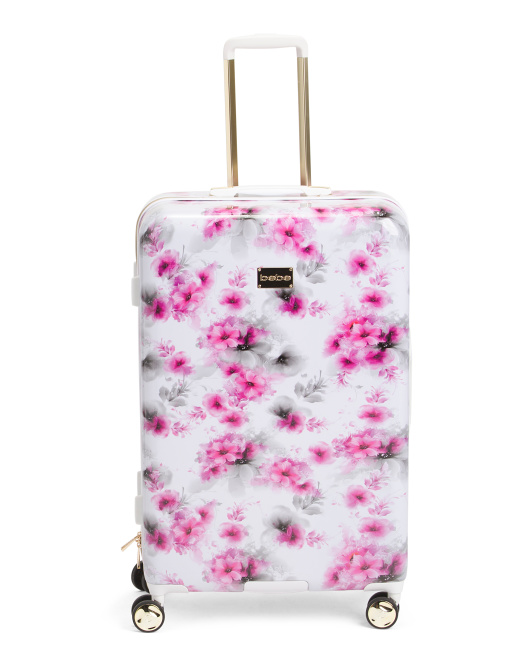 29in Juliette Floral Hardside Spinner