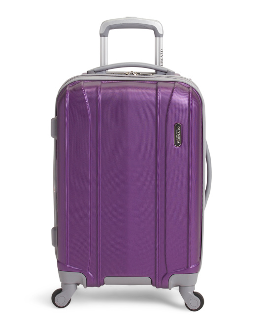 21in Vitoria Hardside Spinner Carry-on