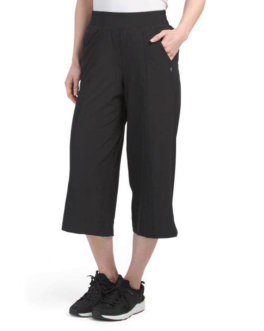 Woven Culottes