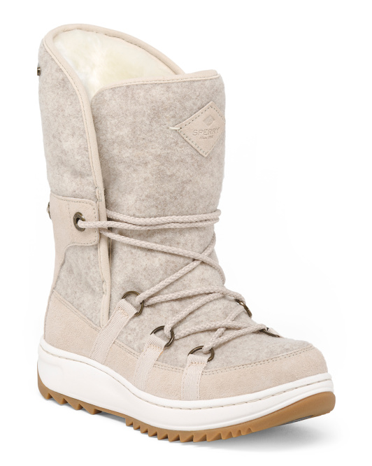 Water Resistant Cold Weather Boots