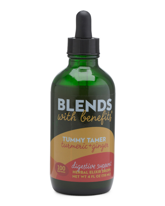 Blends With Benefits Digestion Drop Supplements