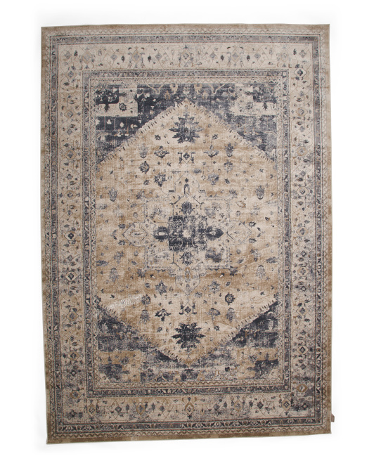Made In Turkey Traditional Area Rug