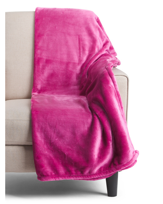Oversized Ultra Thick Throw