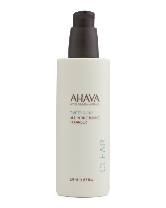 Made In Israel Toning Cleanser