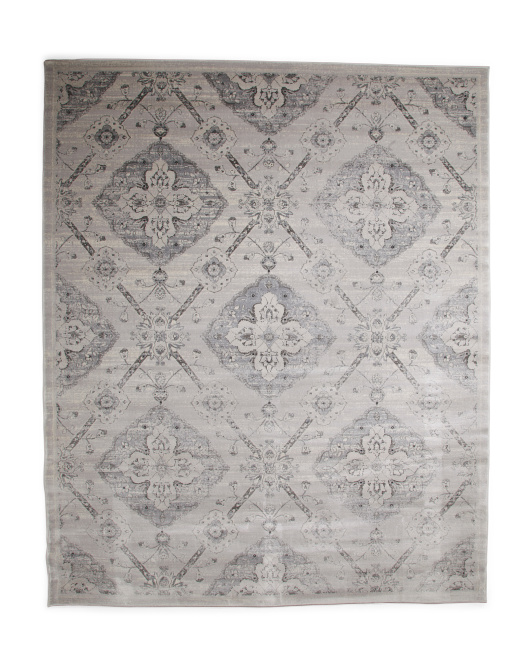 Made In Turkey 8x10 Traditional Area Rug