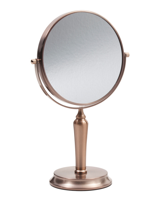 1x/5x Magnification Vanity Mirror