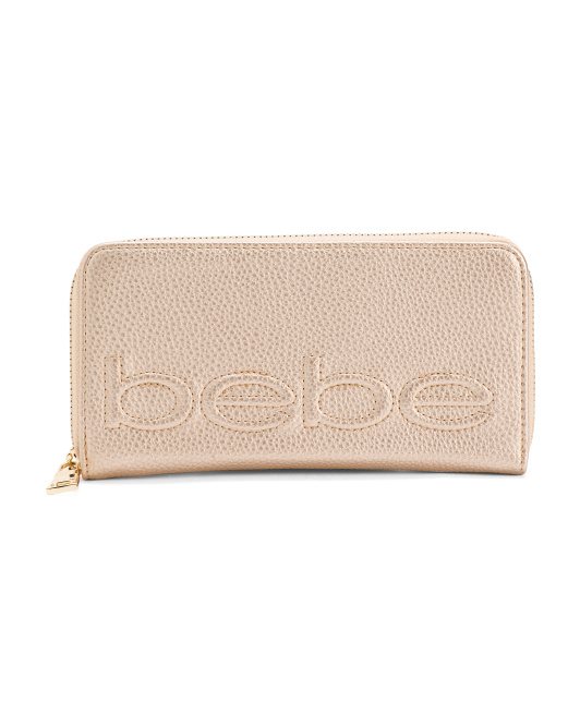 Bailey Zip Around Wallet
