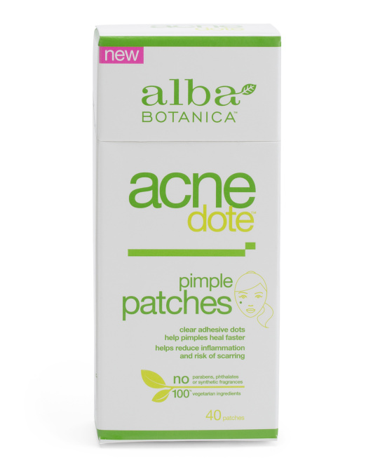 40ct Acnedote Natural Pimple Patches