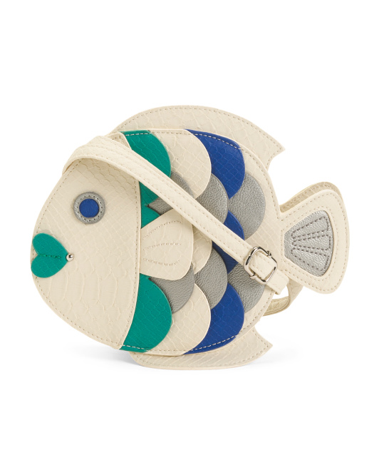 Frankie The Fish Crossbody