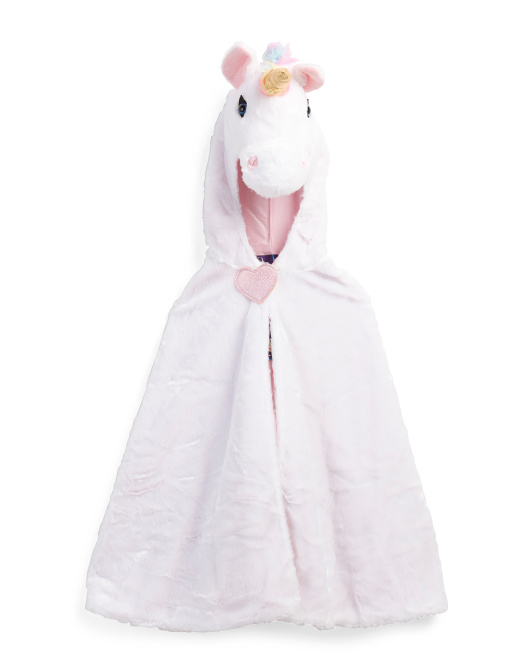 Unicorn Dress Up Cape
