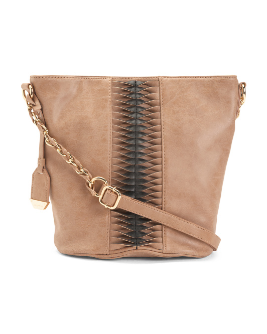 Chase Bucket Crossbody