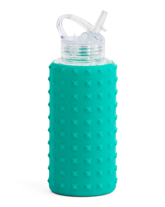 Pyramid Spike Water Bottle