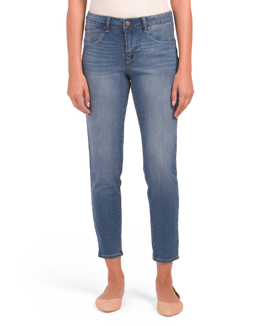 Stretch Medium Wash Louise Jeans