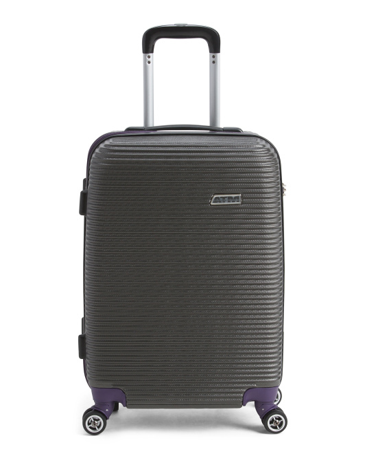 22in Hardside Wave Carry-on Spinner