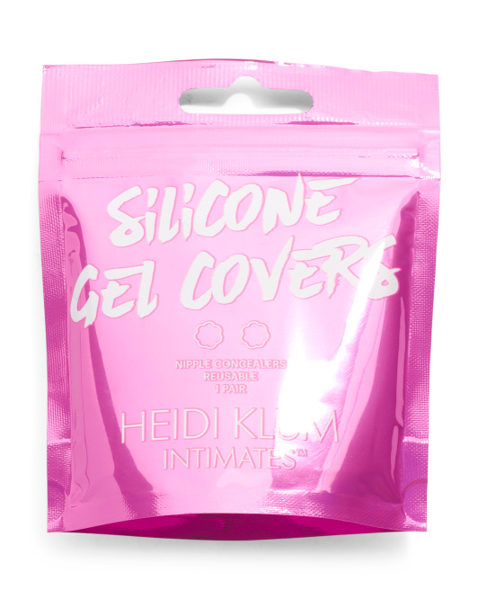 One Pair Silicone Gel Covers