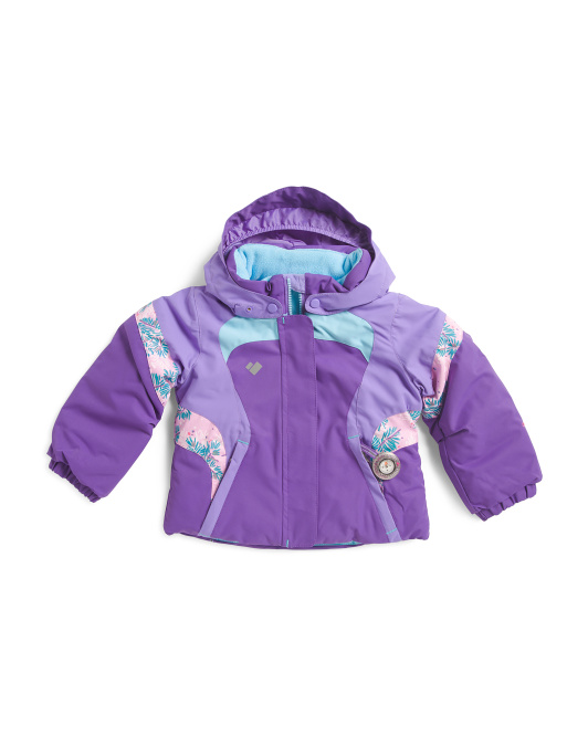 Little Girls Alta Insulated Jacket