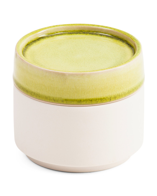 Made In France Medium Tourron Canister