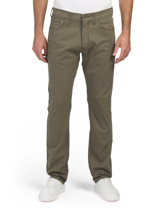 208 Taper Tech Battalion Pants