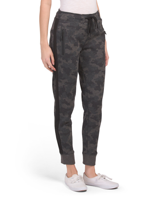Tech Fleece Camo Printed Joggers