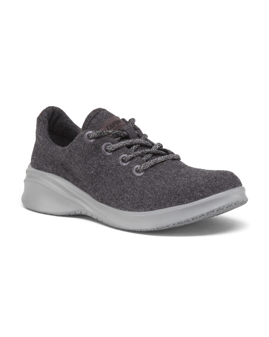 Wool Fashion Sneakers