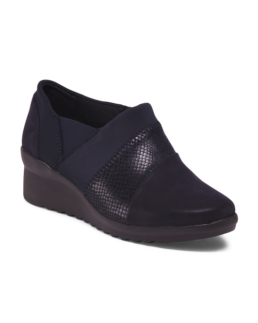 Low Profile Comfort Wedges