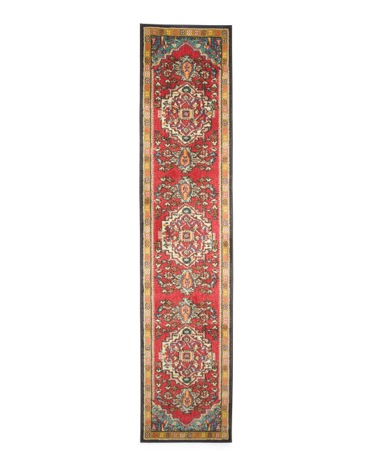 Made In Turkey Medallion Runner
