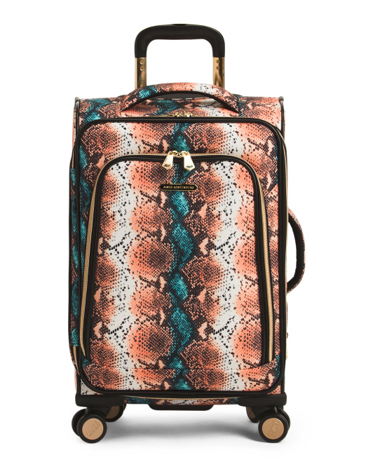 20in Bali 8 Wheel Expandable Carry-on