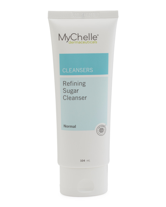 3.5oz Natural Refining Sugar Cleanser