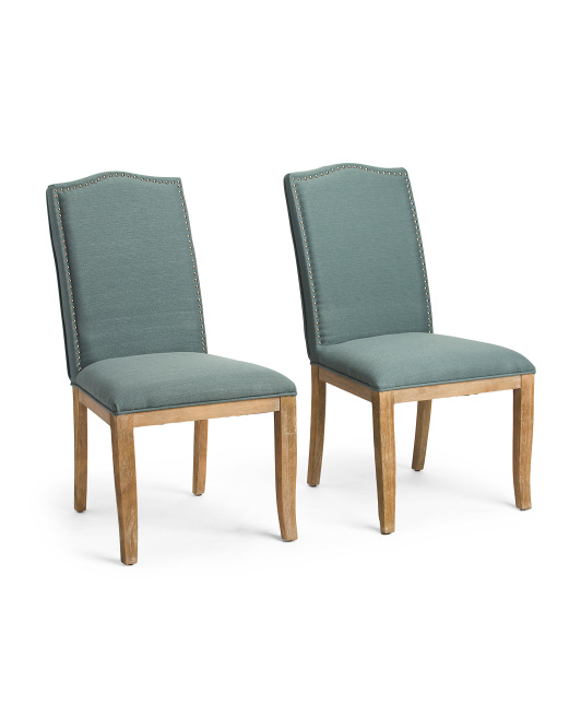 Set Of 2 Bancroft Dining Chairs