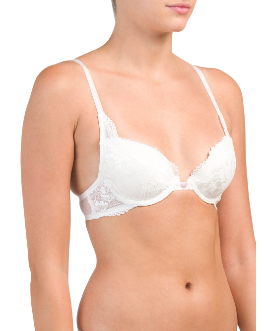 Plunge Pushup Bra