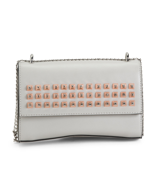 Crossbody With Studs