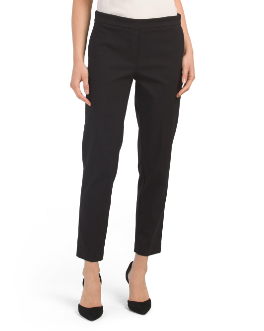 Slim Ankle Pants