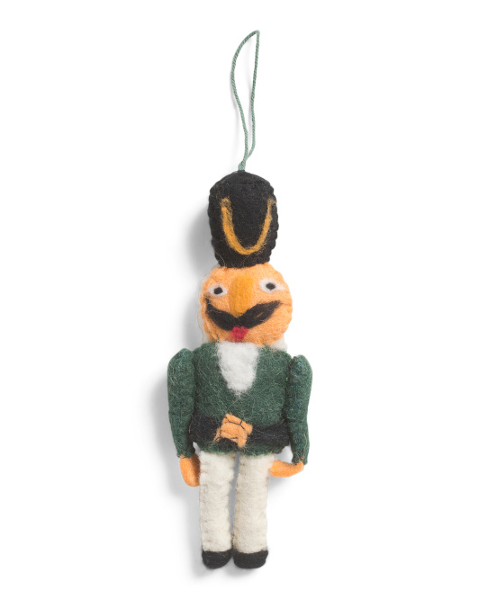 8in Nutcracker Ornament
