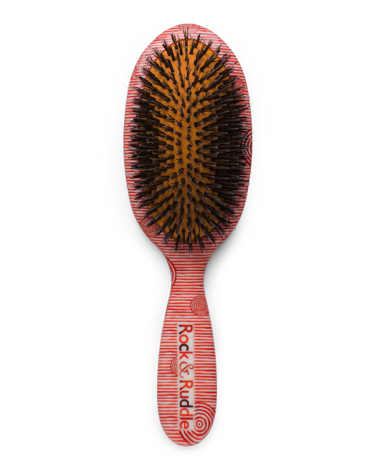 Made In Great Britain Large Boar Bristle Brush