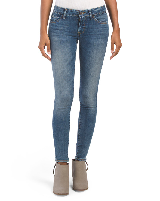 711 Skinny Antique Jeans