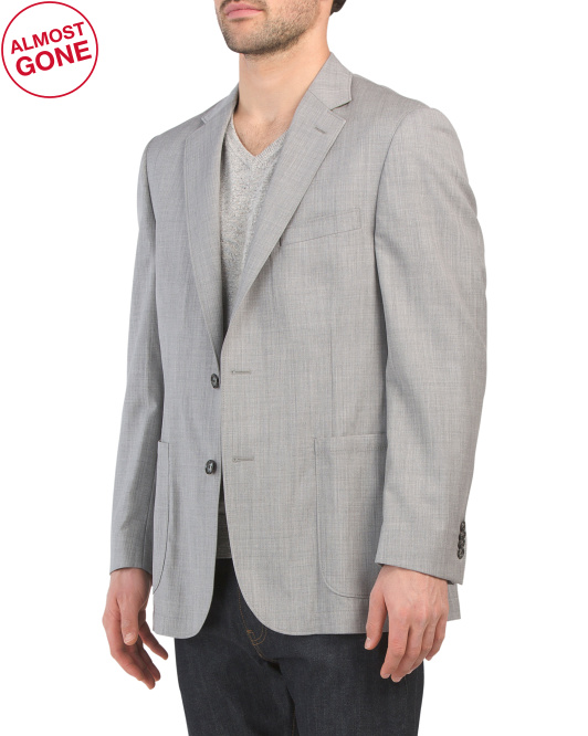 Pegasus Soft Wool Sport Coat