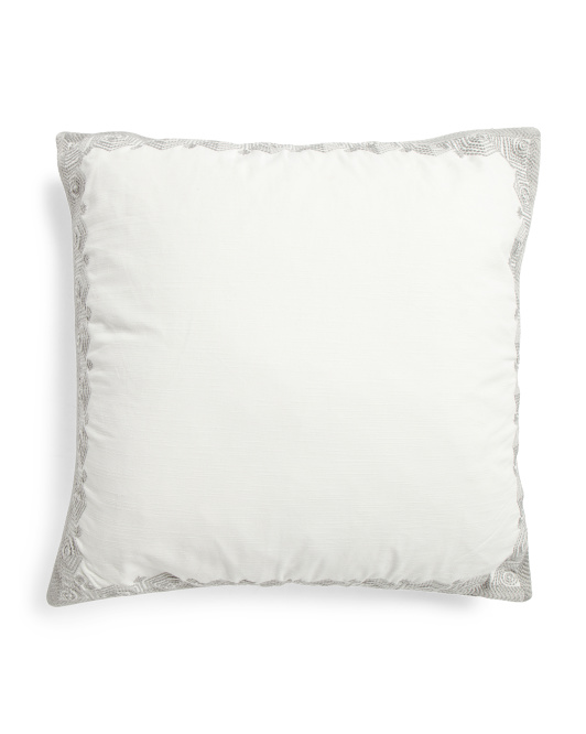 Made In India 24x24 Oversized Pillow
