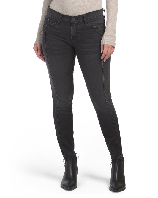 Made In Usa Seamed Easy Stiletto Pants