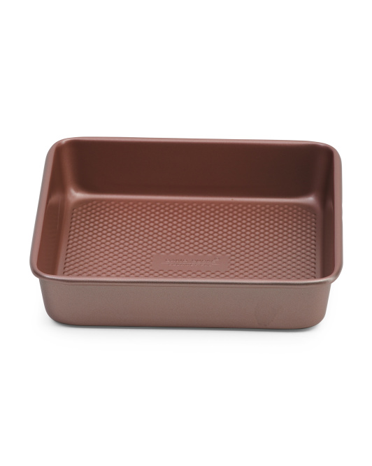 9x2 Square Stainless Steel Baking Pan