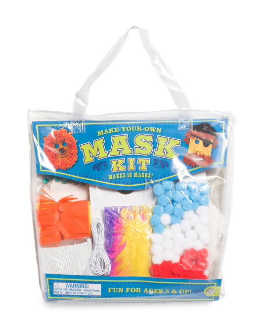 Discoveries Make Your Own Mask Kit