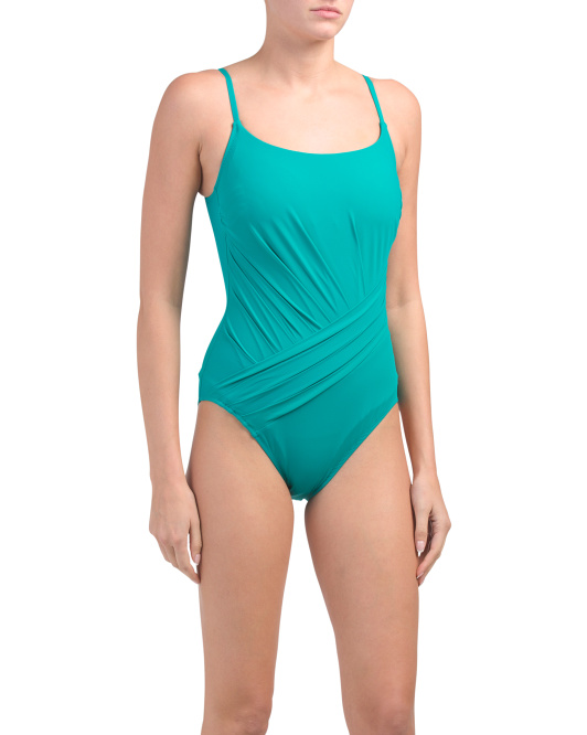 Landscape One-piece Swimsuit