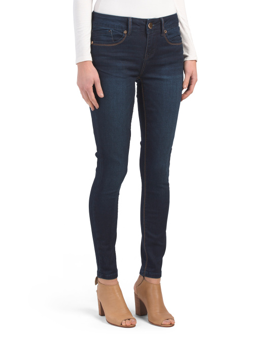 Fit Solutions Booty Shaper Skinny Jeans