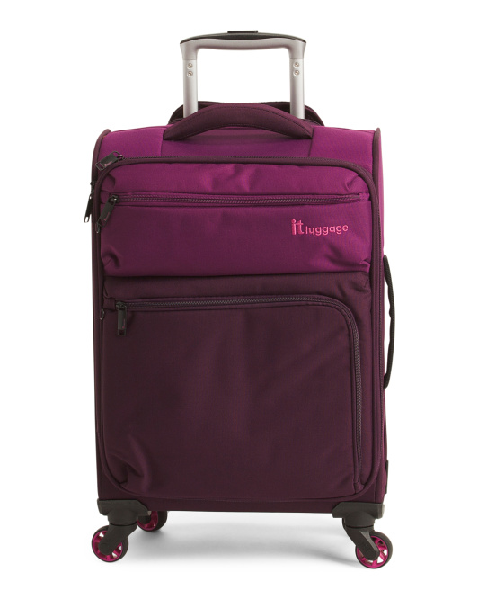 21in Duotone 4 Wheel Softside Carry-on