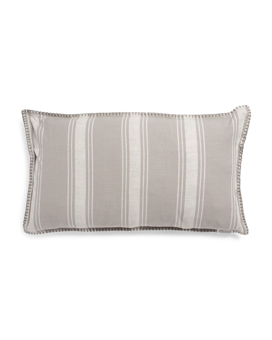 Made In India 16x28 Reversible Pillow